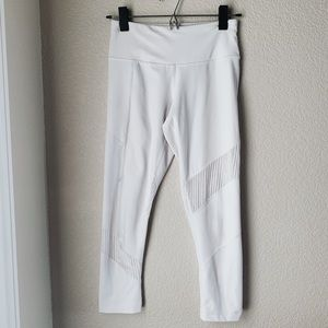 🐩 White Active Leggings